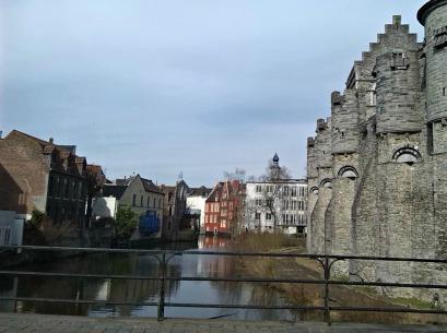 """alt=""""rear of Ghent castle"""""""
