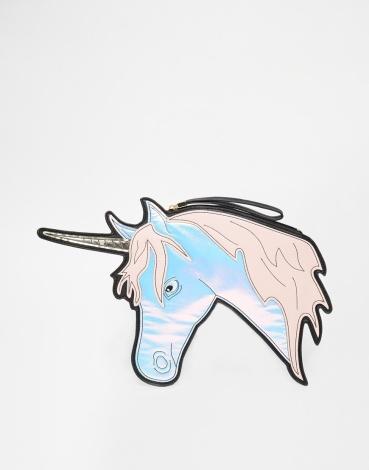 alt=<new look unicorn clutch>
