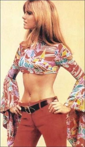70s bell sleeves