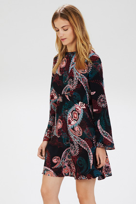 alt=<paisley dress>