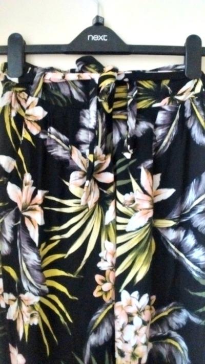 floral trousers edit