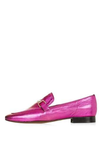 Pink loafer. Pic:Topshop.com