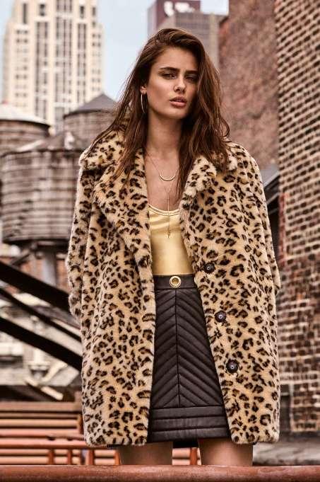 alt=<topshop leopard coat>