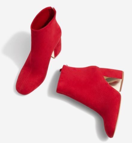 alt=<red-ankle-boots>