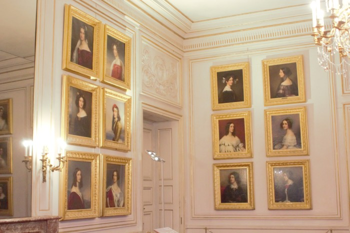 The Gallery of Beauties